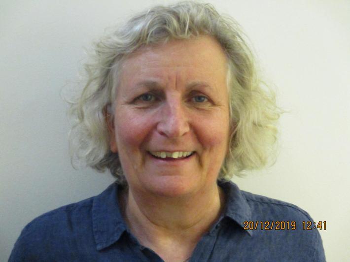 Mrs Hazel Gregory - Pre-school Practitioner DR & KW
