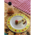 Celebrating the Jewish New Year - Honey & Apples