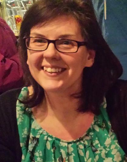 Stef Hrycyszyn - Vice Chair