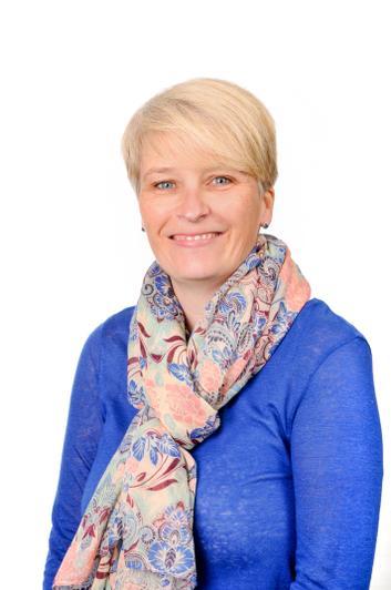 Mrs Lorraine Booth -  Pastoral Worker