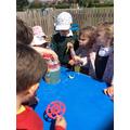 Exploring bubbles outside