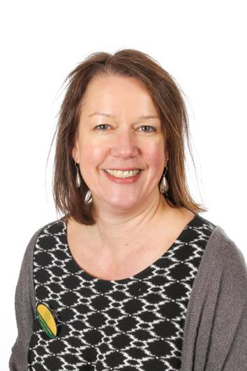 Mrs Rebecca Clarke - Head Teacher