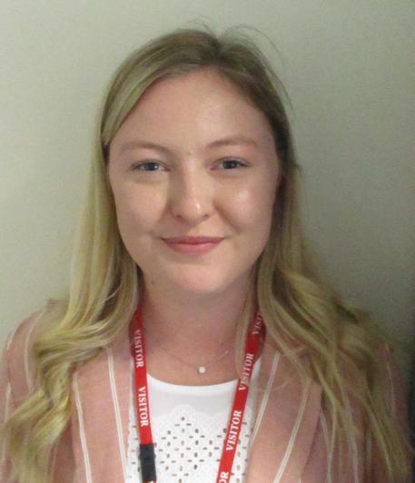 Miss Hannah Sharpe - Wagtails Teacher