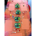 A new activity, great for fine motor skills