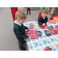 Counting and adding using the ladybirds