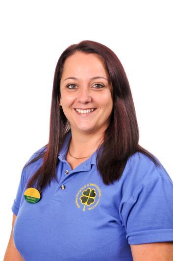 Miss Pippa Waring - Manager Pre-school Derwent Rd