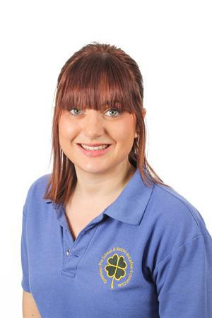 Miss Stacey Lynch - Pre-school Practitioner DR