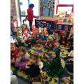 World Book Day at Pre-school