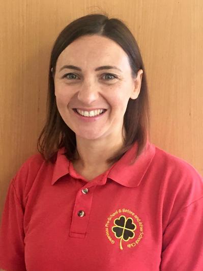 Mrs Julia Edwards - Pre-school Practitioner DR