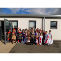 We really enjoyed dressing as Romans!