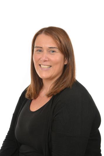 Miss Gillian Lumsden - Swans Teacher