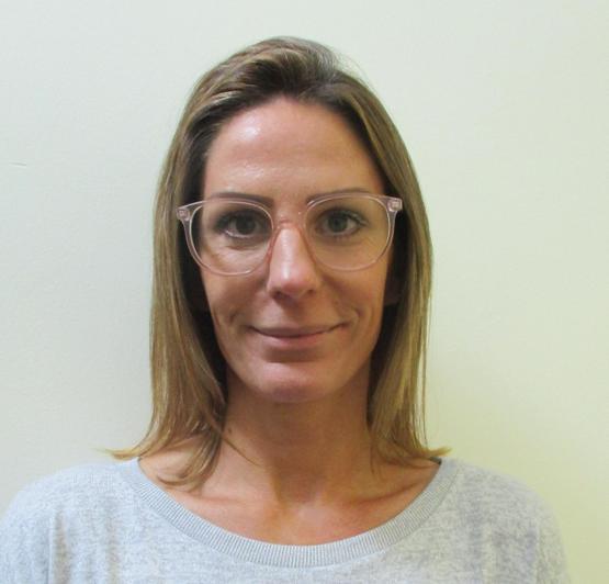 Mrs Joanna Wright Reception TA