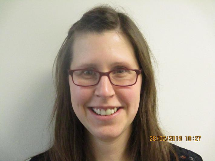 Mrs Claire Dimmock - Kingfishers Teacher