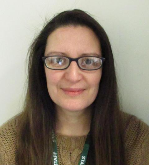 Mrs Sarah Borrey - Reception TA
