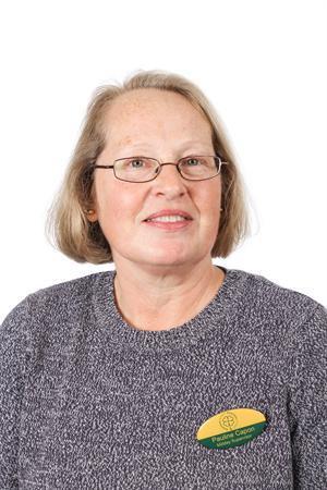Mrs Pauline Capon - Senior MDSA Derwent Road