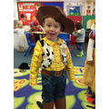 Woody, World Book Day 2017