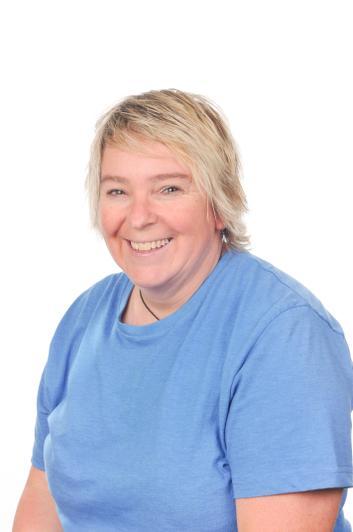 Mrs Liz Judd - Reception TA