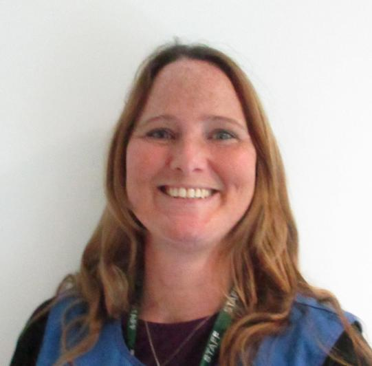 Mrs Rebecca Cooper - Pre-school Practitioner DR & KW