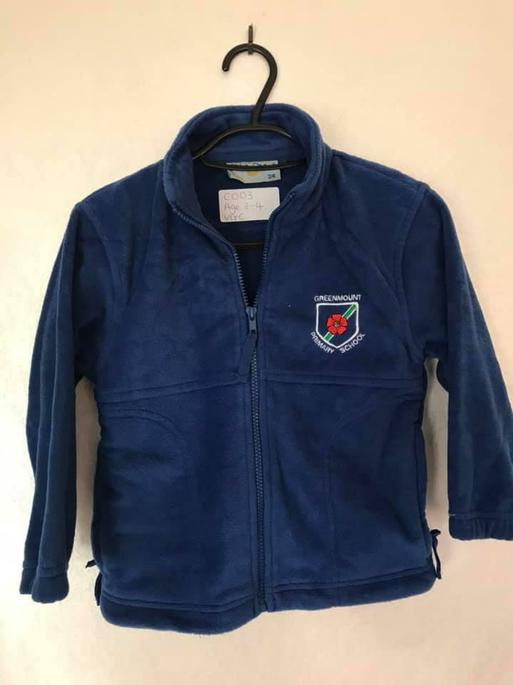 C003 - Age 3-4 Fleece Jacket VGC