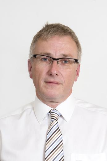 Nigel Gout, Chair of Trustees