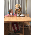 ... The Tiger Who Came To Tea.
