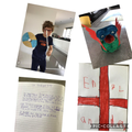 Max learnt about & celebrated St George's Day.