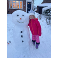 Another jolly snowman!