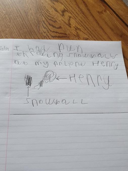Joshua's journal sentence