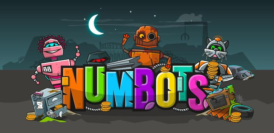 NumBots encourages every child's understanding, recalling and fluency in mental Maths.