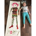 Poppy's masterpiece!