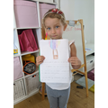 Hope has been writing about hot air balloons.