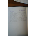 Ella wrote a fantastic diary.