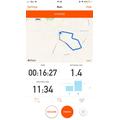 Euan's run!