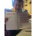 Max counting backwards and forwards!