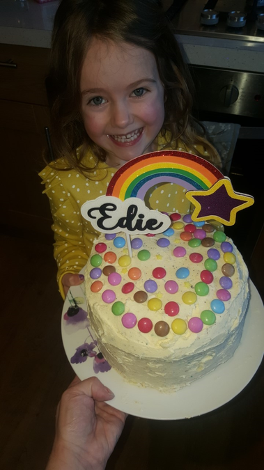 Made by Annie for Edie