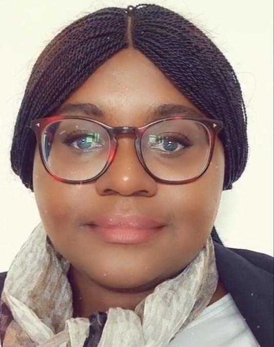 Miss V Waweru - Administration Assistant