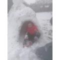 Molly's igloo