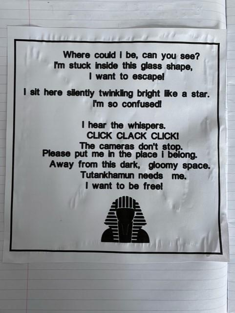 Harrison's fantastic poem!