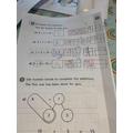 Terrific tens frames in your maths Noah!