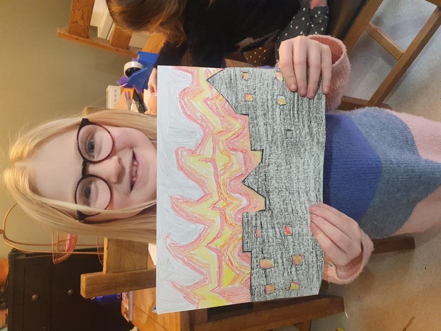Ellie's Fabulous Artwork!
