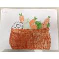 Lois's Harvest basket!