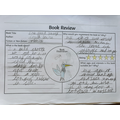 Eadie reviewed the book The Dinky Donkey.