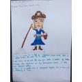 Elizabeth's pirate!