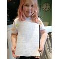 Molly's beautiful writing