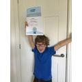 Max's silver success!