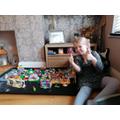 Molly's Lego City!