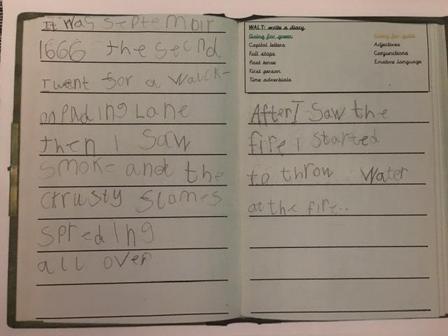 Taylor's superb diary entry