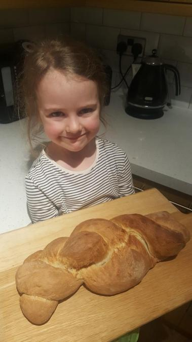 Another tasty loaf- yum!