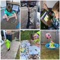 Harrison has been having lots of Easter fun!