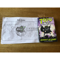 Grace reviewed the book Toto the Ninja Cat.